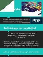 La Creatividad Final