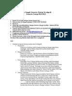 Ujian Tengah Semester Prinsip Stratigrafi (1)