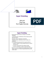 5 Input Modeling