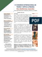 Primera Circular Congreso Literatura Ibero 2017