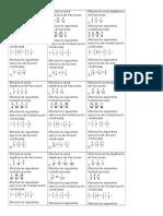 Efectúa la suma algebraica de fracciones.docx