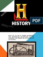 Historia Del CNC