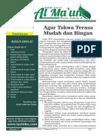 Al-Ma'Un Edisi X 17-2-18