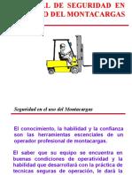 Seguridad en Montacargas 2