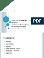 Arseniuro de Galio (GaAs)