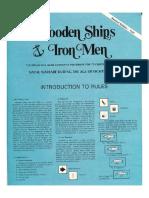 Wooden Ship and Iron Men Manual