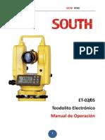 Manual de Operación Teodolito South ET-02-Español - ESTOPOSAC (1).pdf