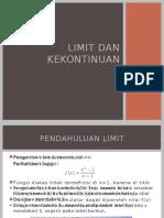 66388709-Limit-Dan-Kekontinuan.pptx