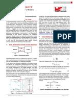 Design Input Filter for Power Module