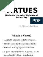 virtues