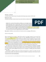 Johnson Et Al-2014-Journal of Computer-Mediated Communication