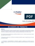 Capacitación Soat - Perú Masivo