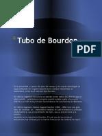 Tubo de Bourdon