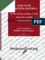 Manual de Redaccion Cientifica