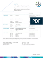 Proquina Produktliste 07 2015