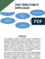Principales Regimenes Tributarios Especiales