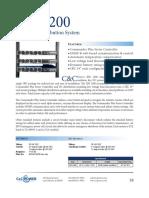 IDS 1200 Data Sheet