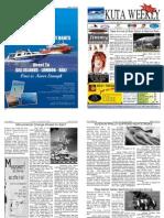 "Kuta Weekly-Edition 189 ""Bali""s Premier Weekly Newspaper"""