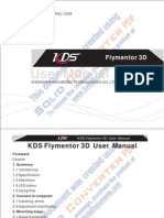 Manual Do Flymentor 3d Sem Senha