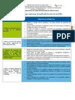 Competencias Que Expresan El Perfil Del Docente de La EMS