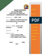 Instrumentos Financieros Oficial