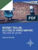Internet Trolling Warfare