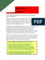 Aplicaciones de La Informatica3ro