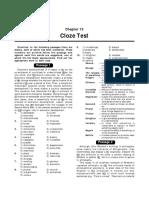CLOZE TEST FOR POST by kundan .pdf