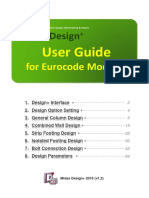 DesignPlus User Guide_Eurocode RC_ver2016
