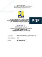 Addendum 01 Dokumen Pengadaan Pgt. Jbt s. Wanggu Boulevard