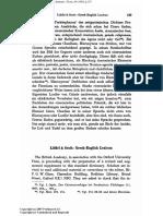 1982 - Liddell & Scott Greek-English Lexicon