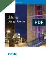 Cooper Ls Brochure Lighting Design Guide