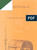 Sepher Yezirah - A Book on Creation