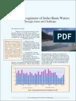Brief Indus Basin Water