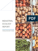 A Walmart Industrial Ecology Report ( Client used as a case study purpose)
