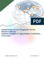 Point of Care Diagnostics market demand