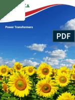 Ortea Transformer Catalog