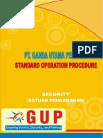 SOP Security GUP