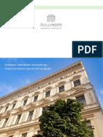 Dullinger Immobilien Verwaltung – Professionalisierung Als Kernaufgabe