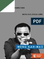 Wong Kar-wai - Francisco Javier Gomez Tarin
