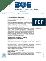 Protocolo Del Acuerdo de Estabilización y Asociación Entre Las Comunidades