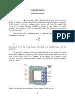 Anexa A1 - Transformer - General Information