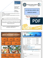 Brochure - Brick Signature Campaign