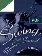 VINDAS - Swing. Than Modern Sound (PARCIAL)