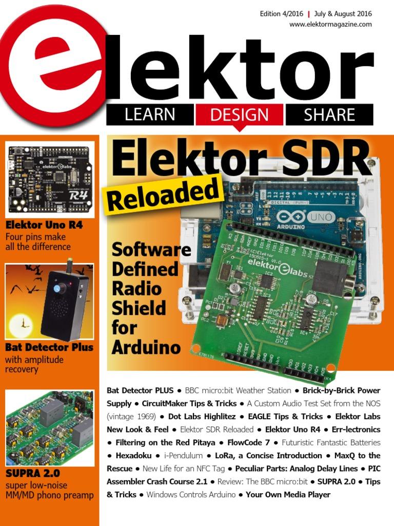 Elektor Electronics 2016 08 Microsoft Visual Studio Arduino Acdriver Led Circuits Electrolytic Capacitors And Flicker Tradeoffs