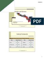 Aldehyde & Ketone [Compatibility Mode]