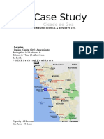 Five Star Case Study