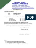 Form Surat Persetujuan Lokasi FADILI