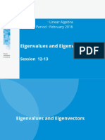 Z0185001022015402412-13 Eigenvalues and Eigenvectors