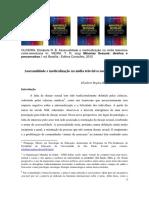 2012 Oliveira Assexualidade e Medicalizacao